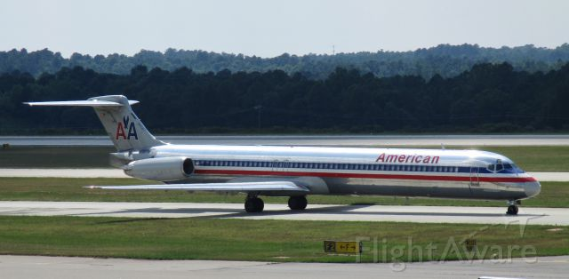 McDonnell Douglas MD-83 (N961TW) - One of the youngest MD-83s left, built for TWA in 1999.  Off to DFW.