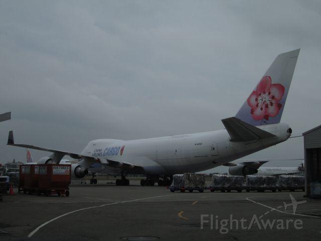 Boeing 747-200 (B-18722)
