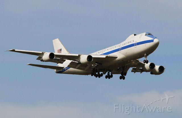 Boeing 757-200 (73-1677)