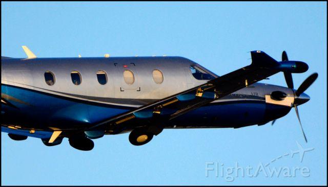 Pilatus PC-12 (N842WF)