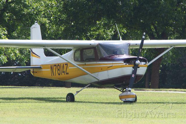 Cessna Skyhawk (N7814Z)