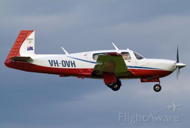 Mooney M-20 (VH-OVH) - MOONEY M20R - REG VH-OVH (CN 29-0363) - PARAFIELD AIRPORT ADELAIDE SA. AUSTRALIA - YPPF (26/8/2015)