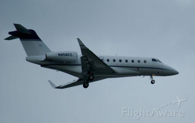 IAI Gulfstream G280 (N858CC)