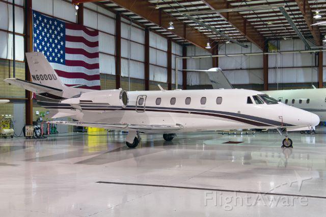 Cessna Citation Excel/XLS (N8000U)
