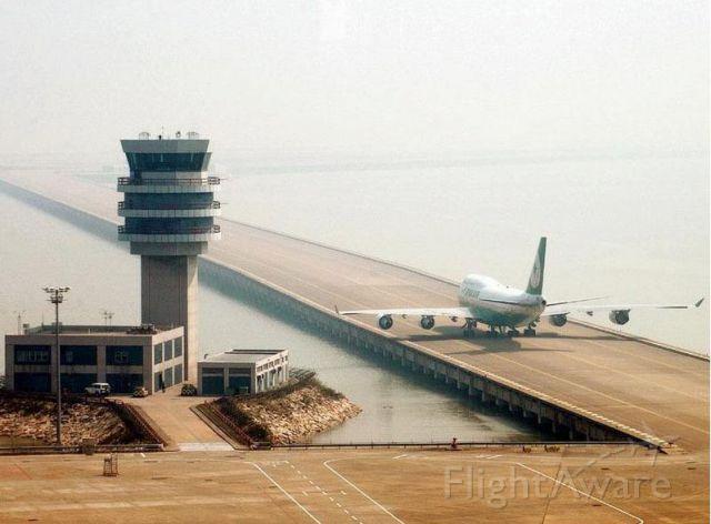 Boeing 747-200 —