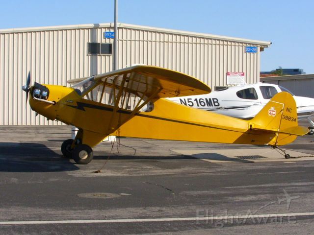 Piper NE Cub (N38834)