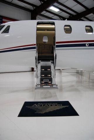 Cessna Citation Excel/XLS (N143CG) - Climb on in!
