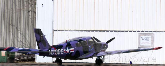 Piper PA-24 Comanche (N79RG)