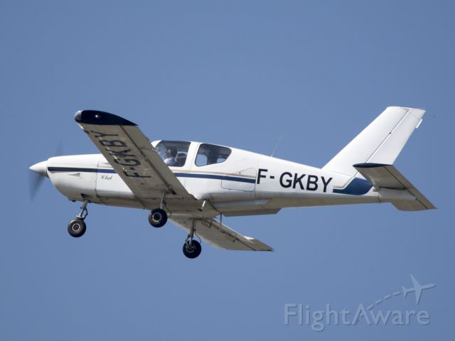 Socata TB-9 Tampico (F-GKBY) - At Cannes, France.