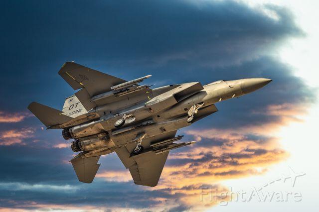 McDonnell Douglas F-15 Eagle (AFR82022)