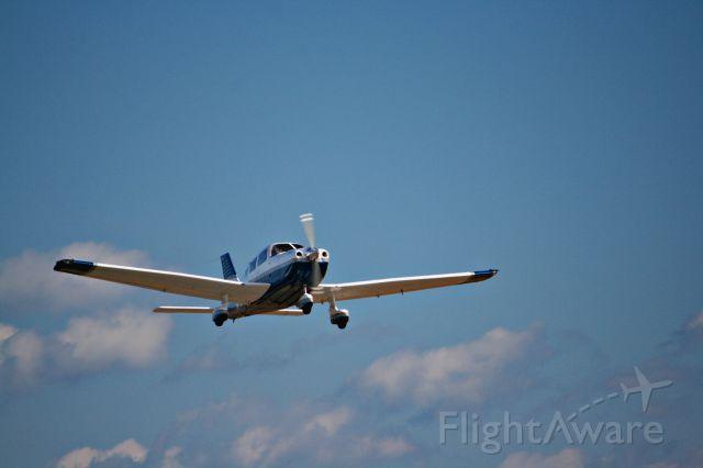 Piper Cherokee (N724CA) - South Shore Flying Club