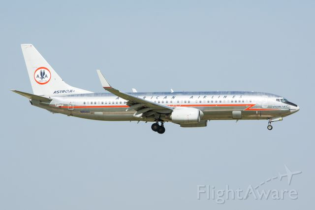 Boeing 737-700 (N951AA) - 07/09/2015 American ASTROJET N951AA B737 KDFW