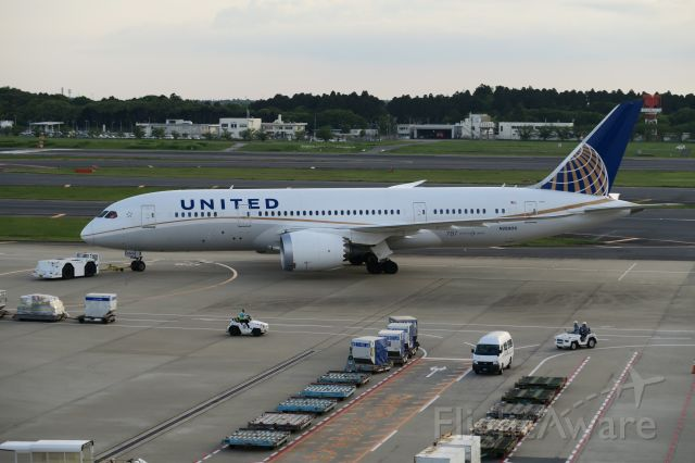 Boeing 787-8 — - Narita Japan May 4 2015
