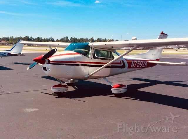 Cessna Skylane (N759XK)