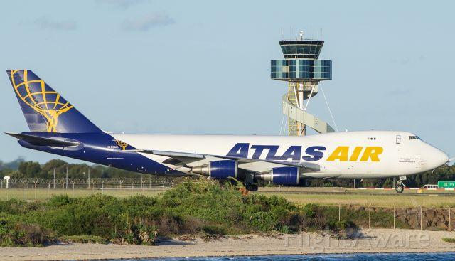 Boeing 747-400 (N493MC)