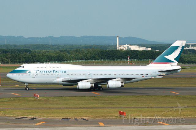 Boeing 747-400 (B-HOS) - CPA B-HOS Boeing 747-467 c/n 24850/788