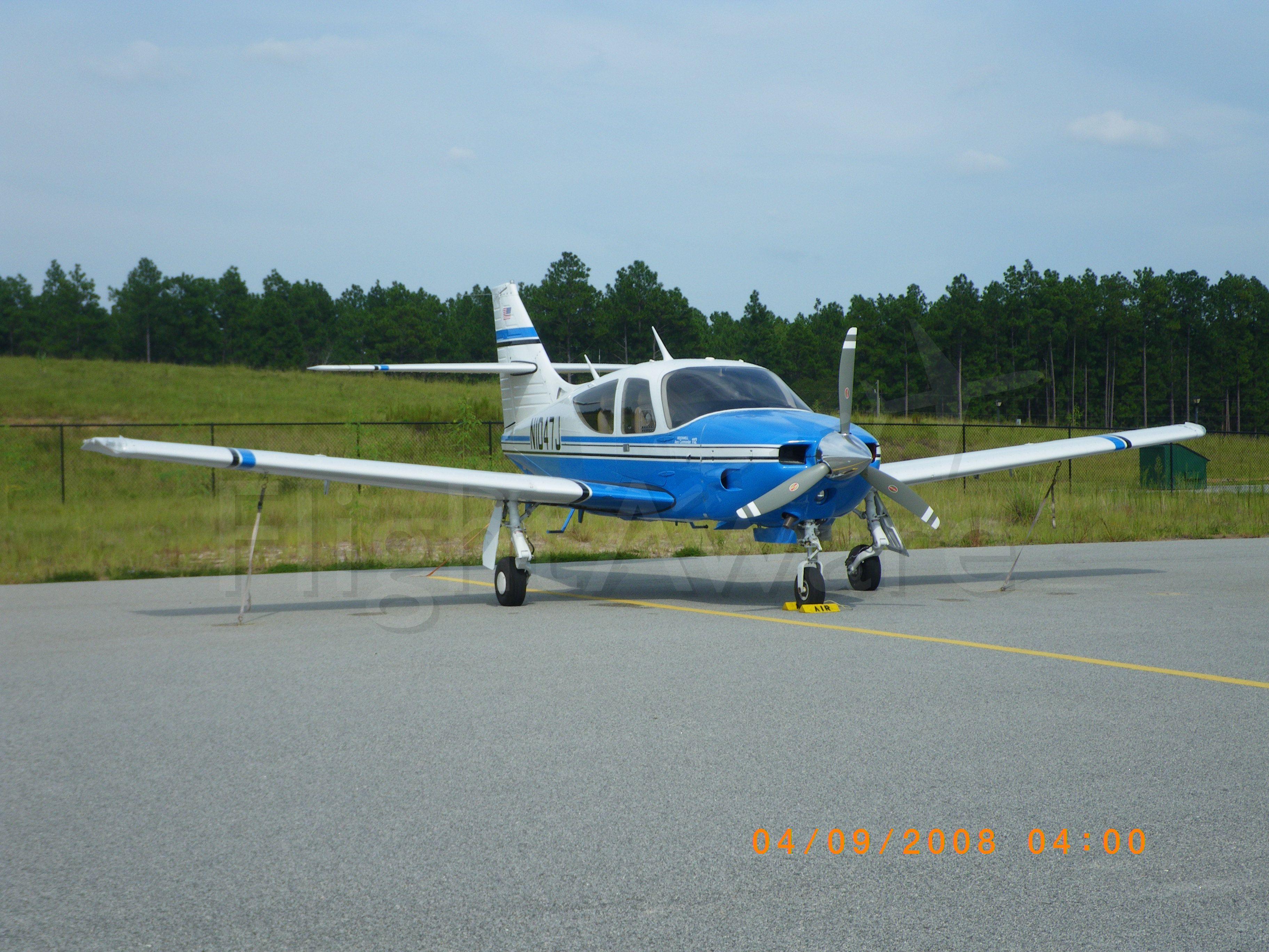 Rockwell Commander 114 (N1047J)