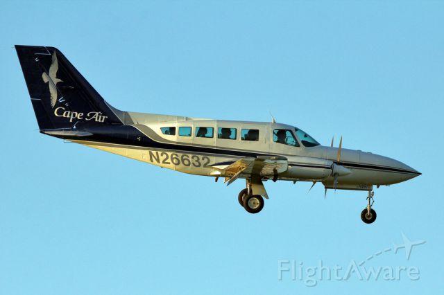 Cessna 402 (N26632)