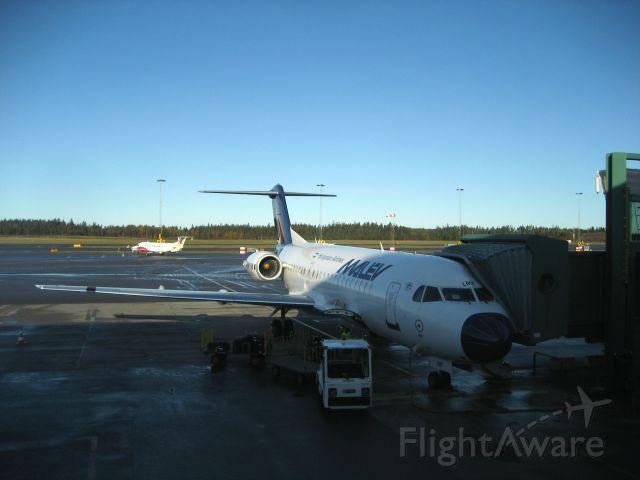 Fokker 70 (HA-LMF)