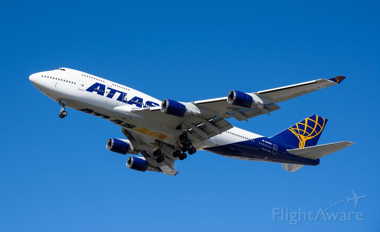 Boeing 747-400 (N263SG)