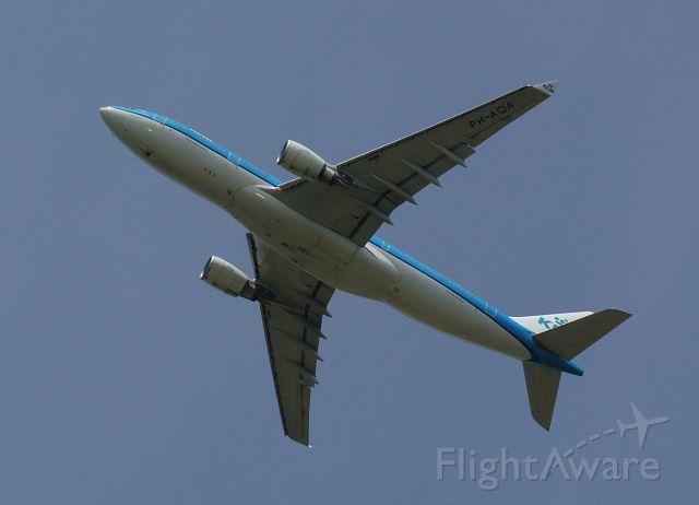 Airbus A330-200 (PH-AOA) - 15-7-2016 2.00 pm Amsterdam