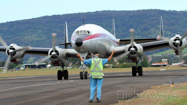 Lockheed EC-121 Constellation (VH-EAG) - Wings over Ilawarra 2016 Australia.
