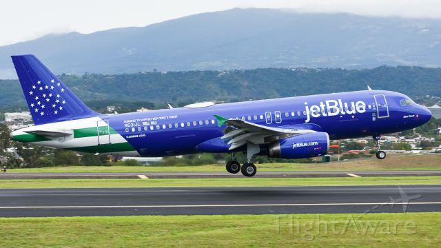 Airbus A320 (N531JL)