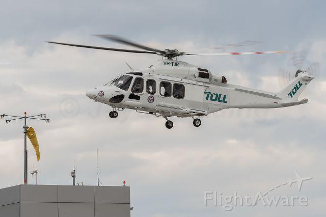 BELL-AGUSTA AB-139 (VH-TJK)