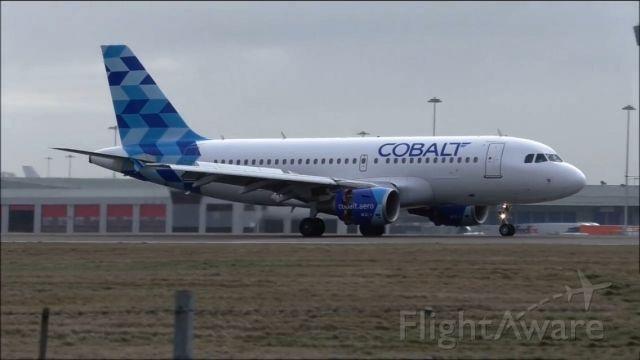 Airbus A319 (COA612)