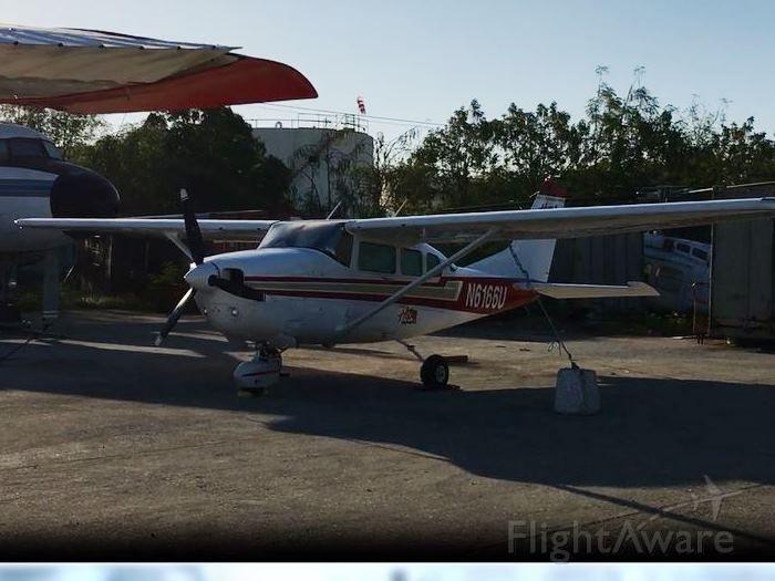 Cessna 206 Stationair (N6166U) - Mission of Hope, Haiti - The Missionaries Workhorse