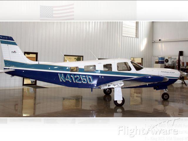 Piper Saratoga (N4125D)