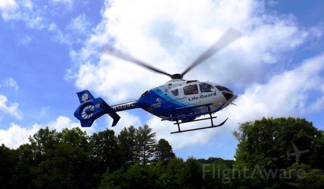 Eurocopter EC-635 (N135WL) - Carilion Clinic Life-Guard 10