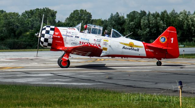 N791MH — - Part of the Gary Air Show. Photographed at the Gary, Indiana Airport.