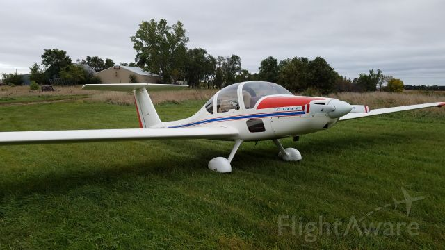 N54JW — - Grob 109B at Winter Airfield SD55 on Oct 8, 2019