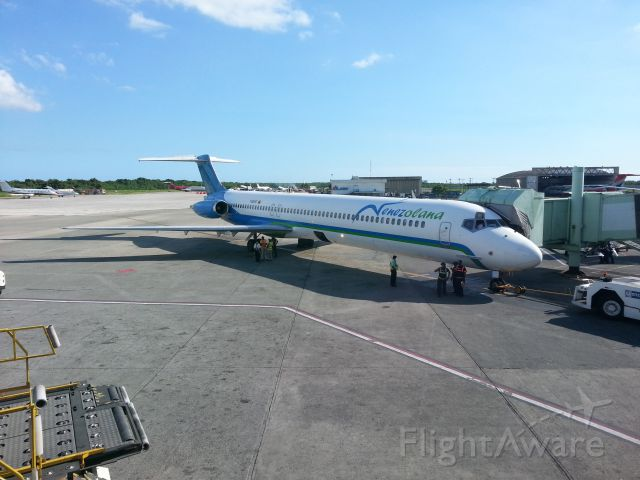 McDonnell Douglas MD-80 — - Taken from terminal A