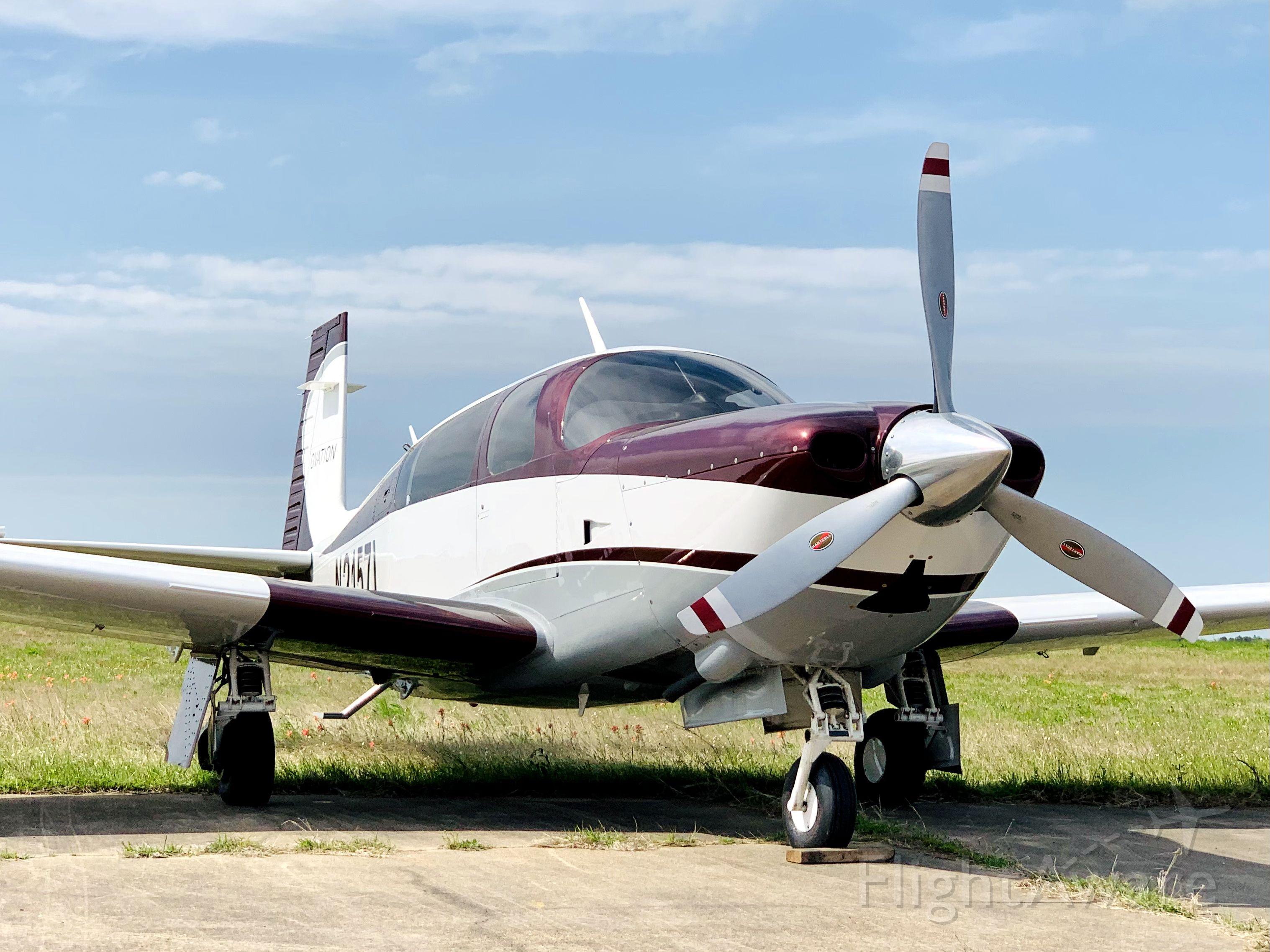 Mooney M-20 (N2157L)