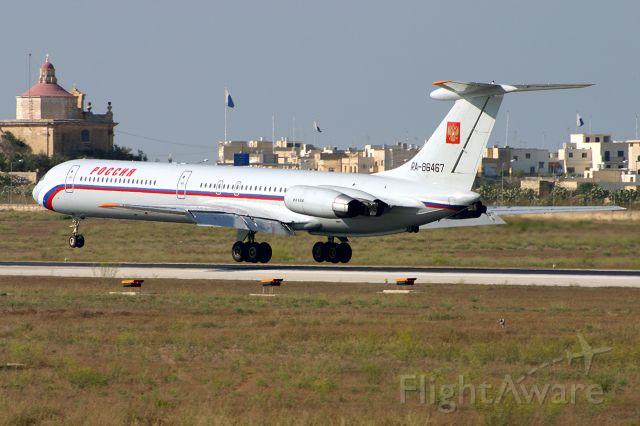 Ilyushin Il-62 (RA-86467)