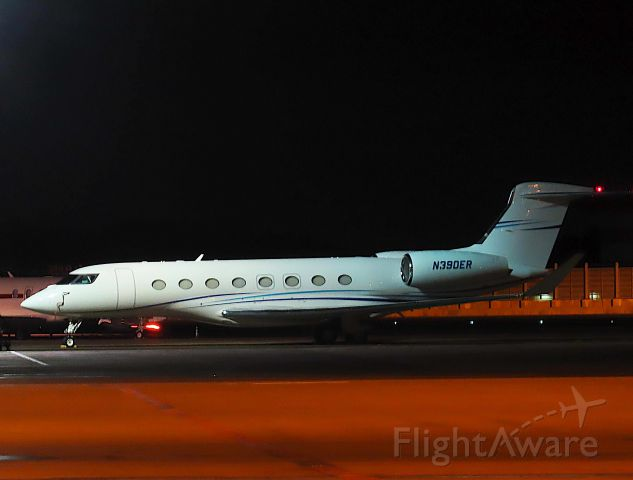 Gulfstream Aerospace Gulfstream G650 (N390ER) - I took this picture on Sep 27, 2019.