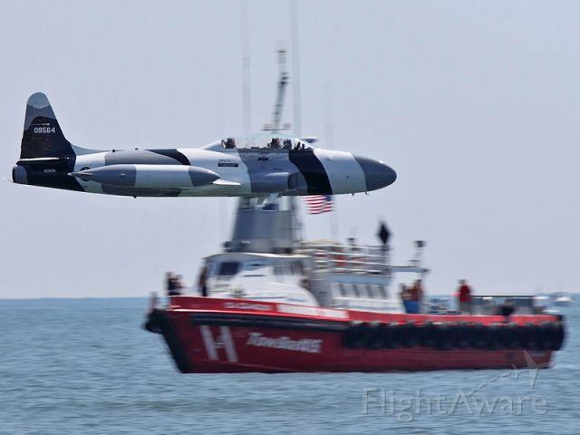 Lockheed T-33 Shooting Star (N134EM) - Thunder Over the Boardwalk in Atlantic City
