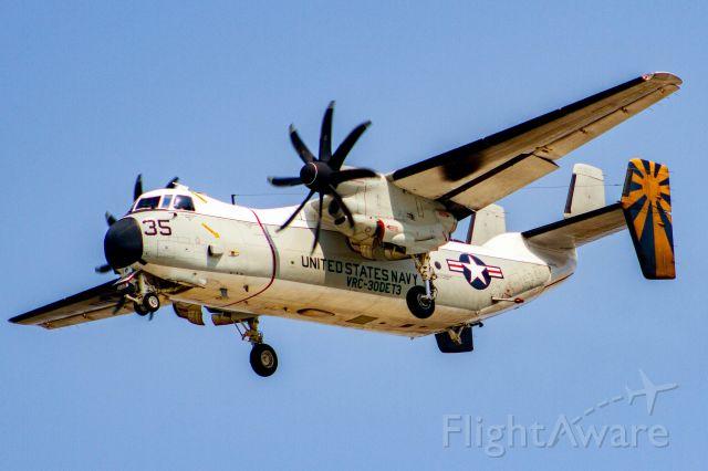 Grumman C-2 Greyhound —