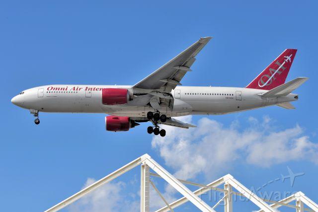 Boeing 777-200 (N819AX) - 23-L 09-17-21