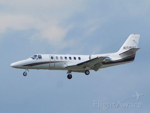 Cessna Citation V (N315CS)
