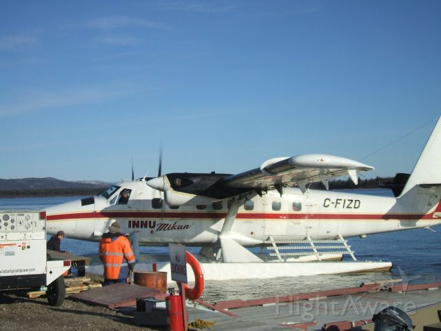 C-FIZD — - Parked at Otter Creek Goose Bay Lab.