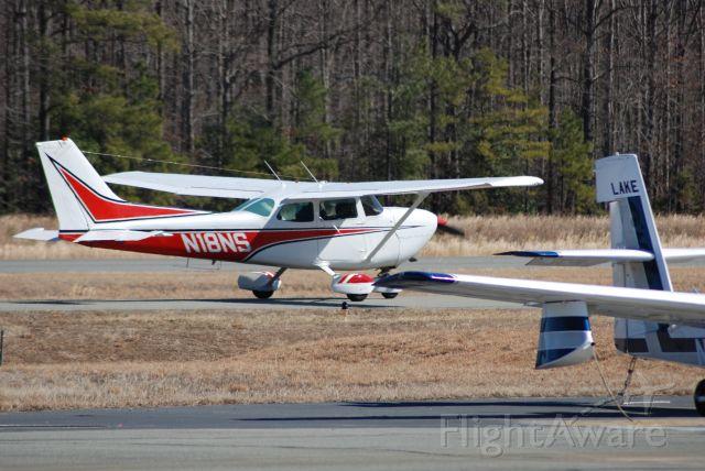 Cessna Cutlass RG (N18NS)