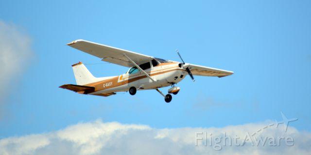 Cessna Skyhawk (C-GAXY)