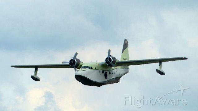 — — - G-111 Albatross