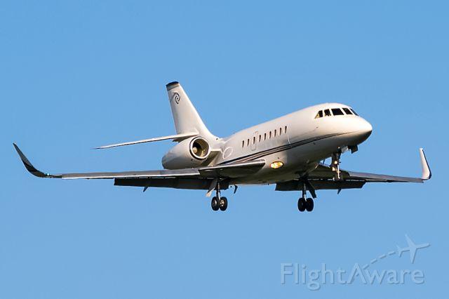 Dassault Falcon 2000 (D-BLUE)