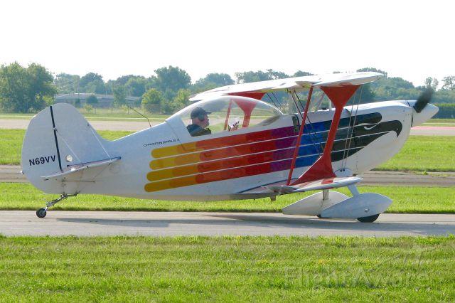 Experimental  (N69VV) -  At AirVenture 2016.      CHRISTEN EAGLE II