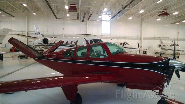 Beechcraft 35 Bonanza (N6269V)