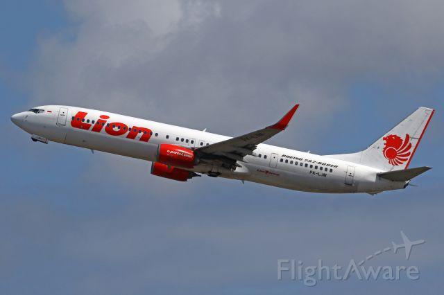 Boeing 737-900 (PK-LJM)